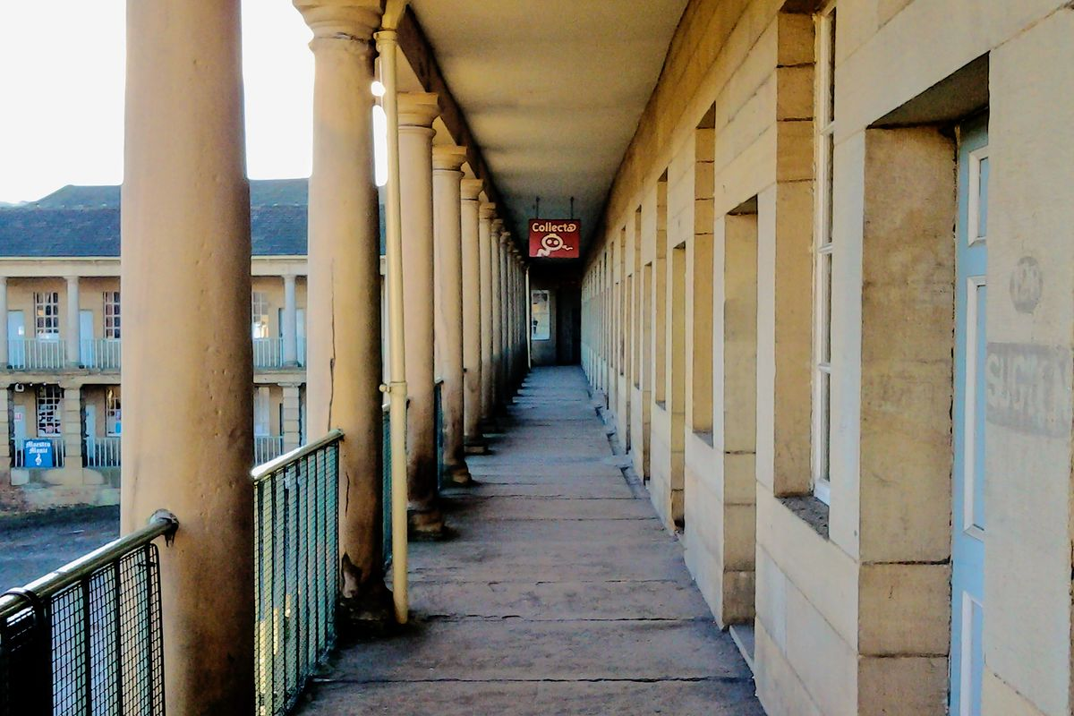 Balconies and Columns