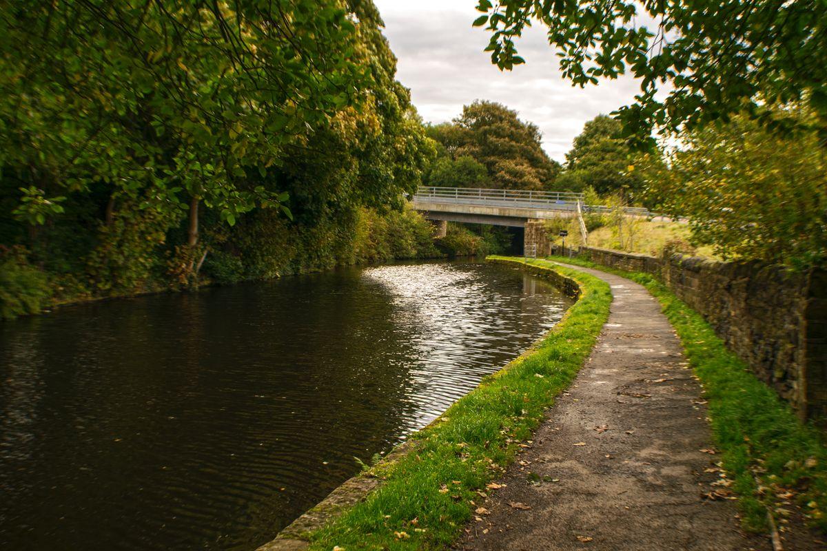 After the Bend, Sterne Mills Bridge