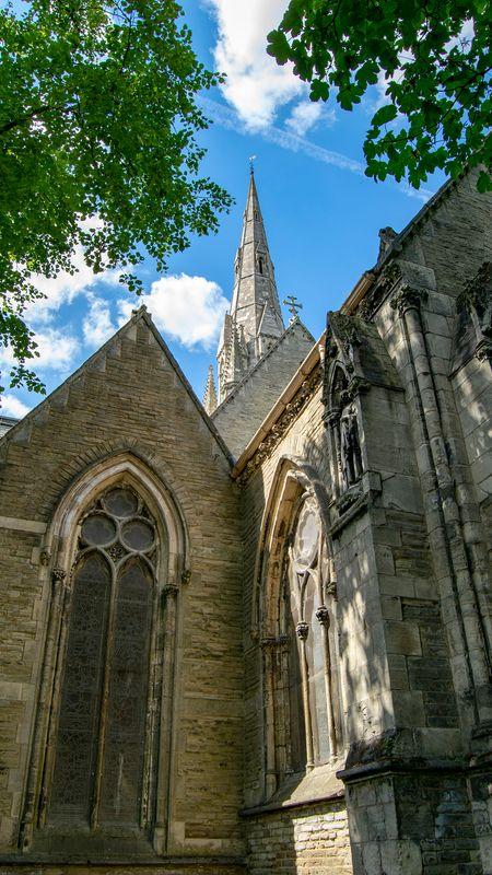 All Souls Church, Haley Hill, Halifax