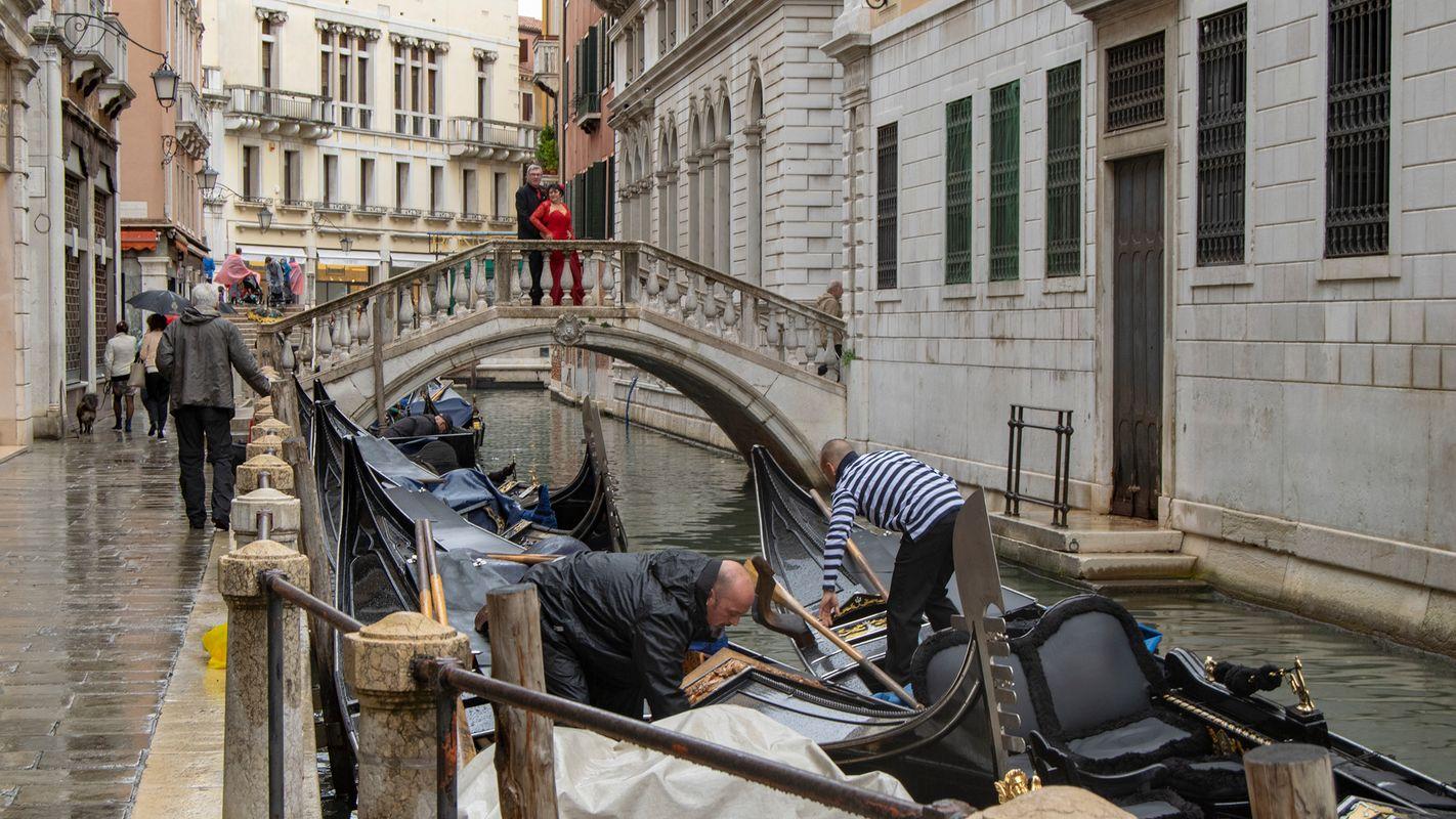 Bridge on Venice