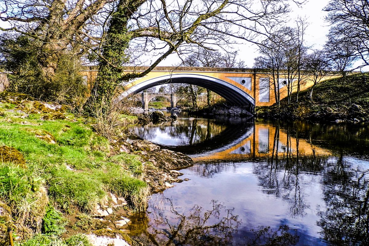 Stanley Bridge, Kirkby Lonsdale.