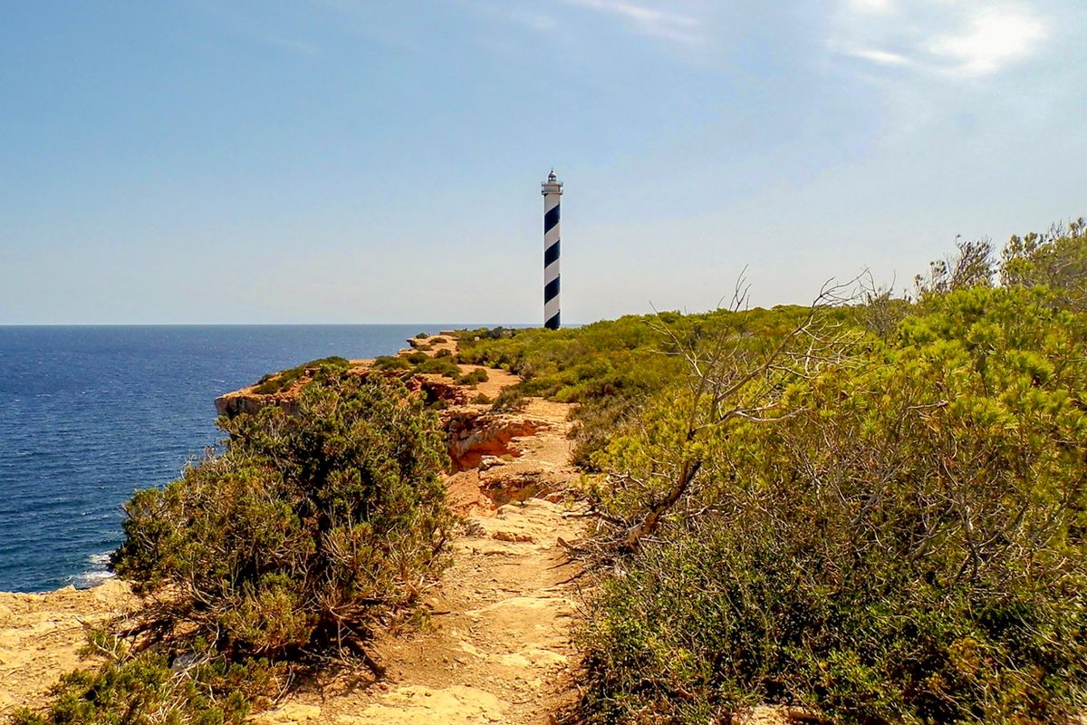Portinatx Lighthouse, Ibiza