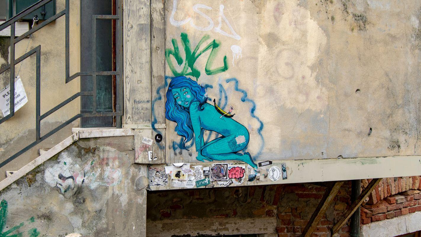 Venetian Graffiti