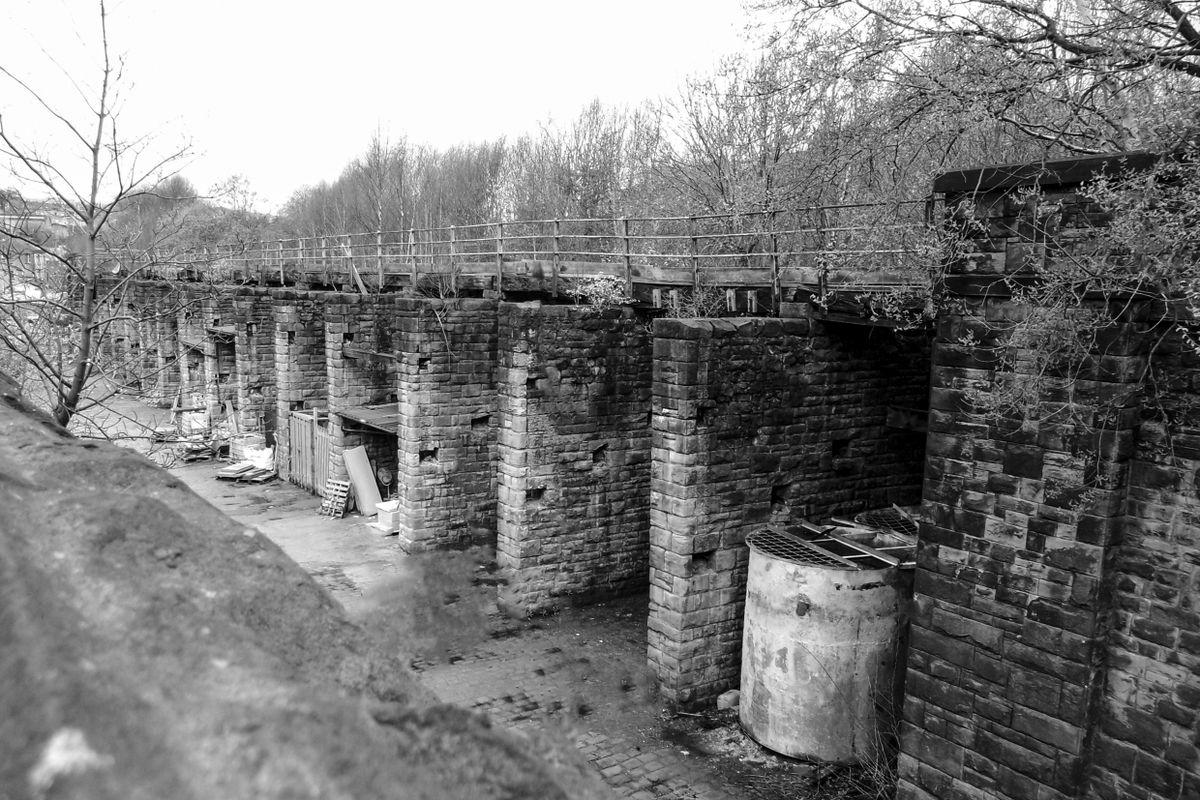 Sowerby Bridge Coal Drops.