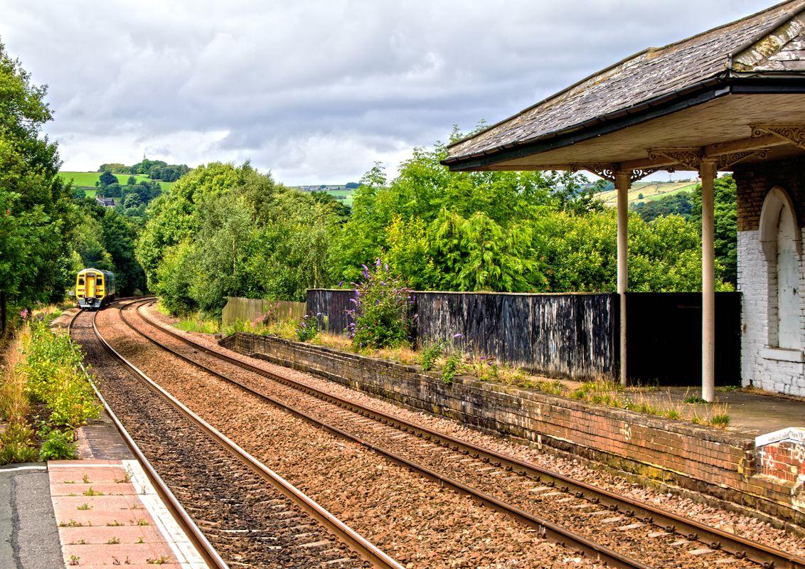 The Last Train Leaving.