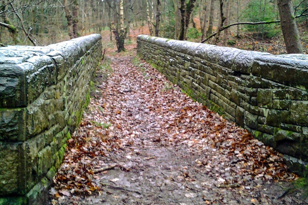 The Path over the Bridge