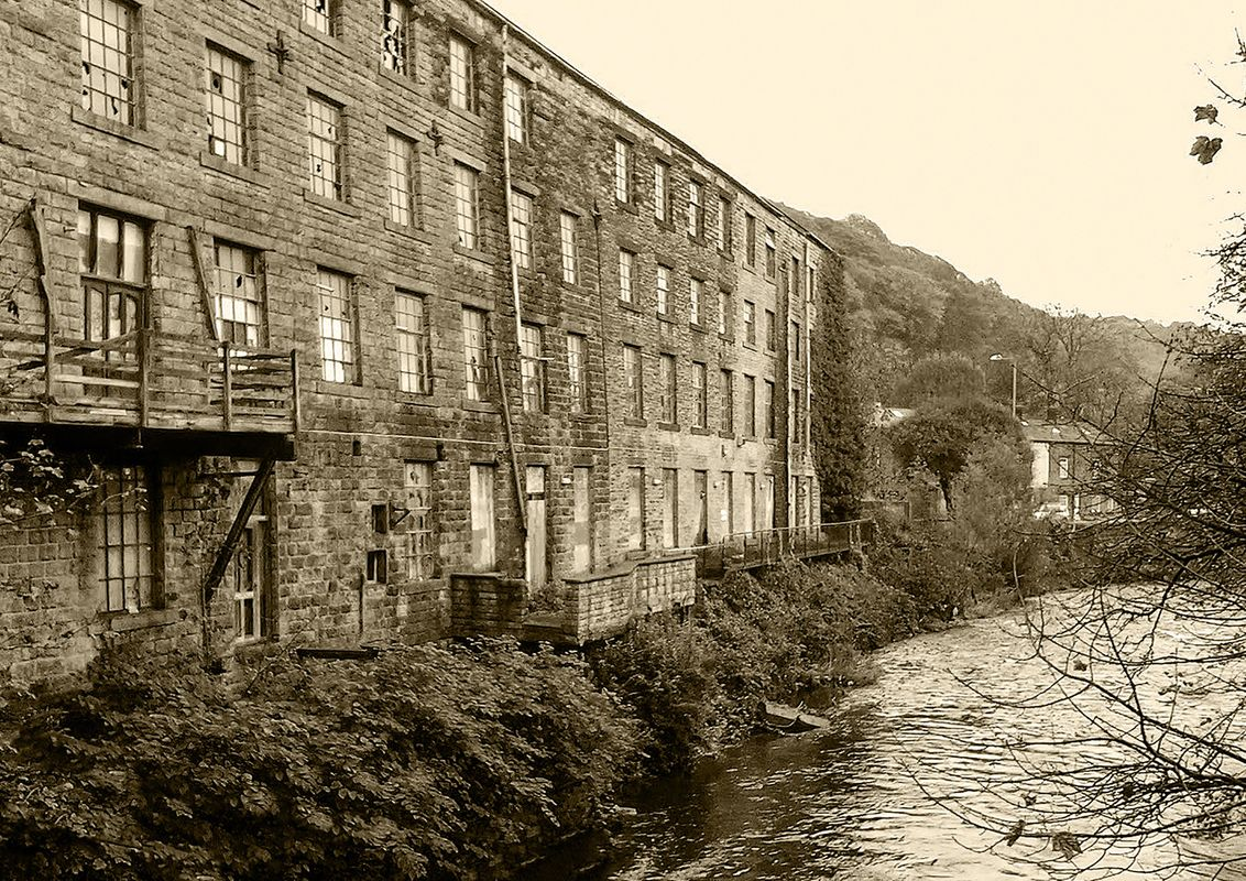 Former Walkley's Clog Mill, Hebden Bridge