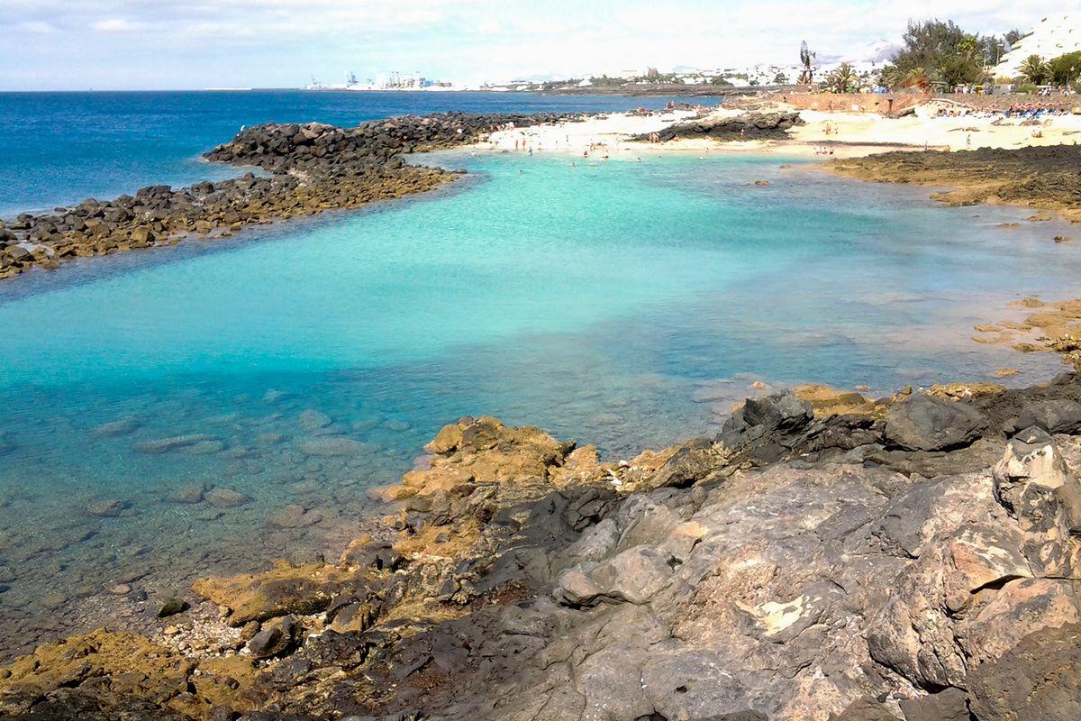 Rock Pool Beachfront