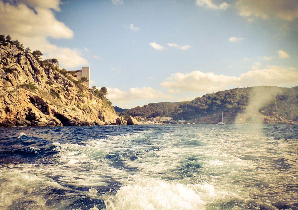 Port de San Miguel, Ibiza.