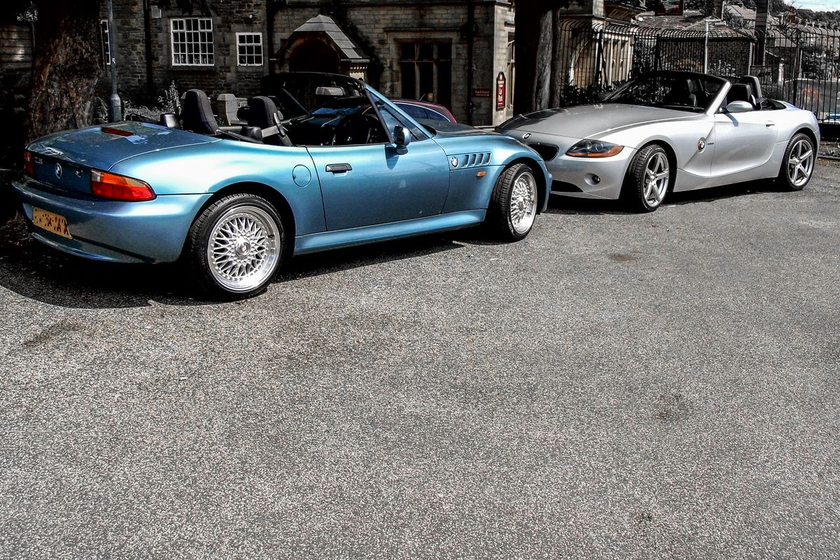 Z3 and Z4