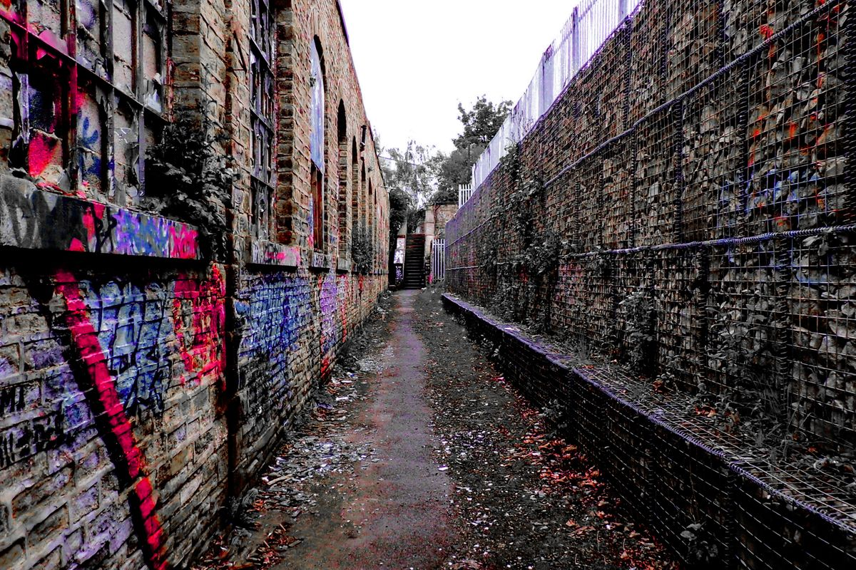 The Alley.