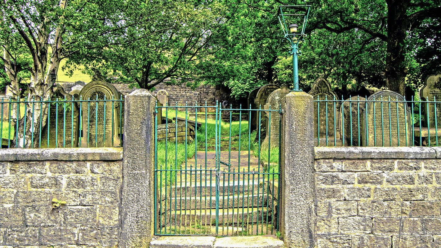 Luddenden Dene Chapel Grounds