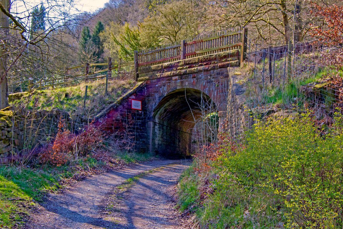 Buckley Underpass Bridge.