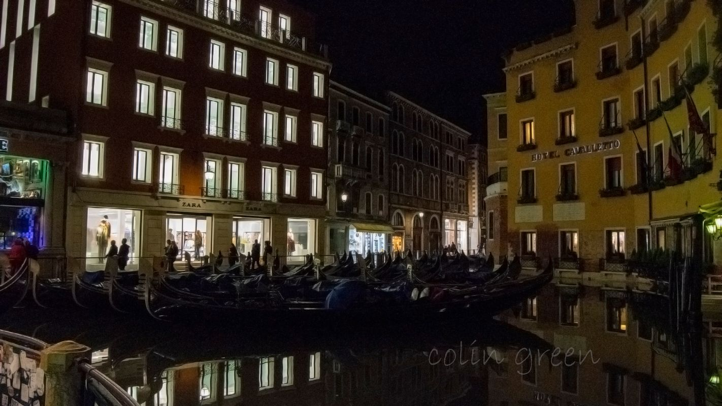 Bacino Orseolo, Venice.