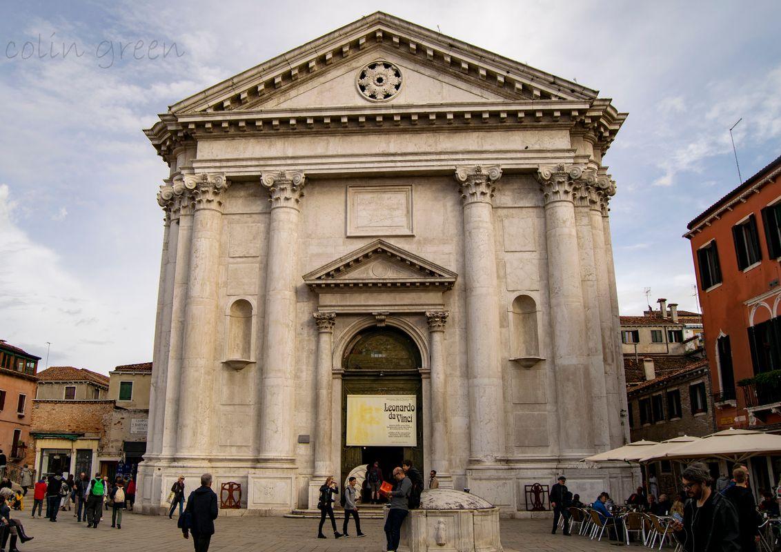 Church of San Barnaba, Venice