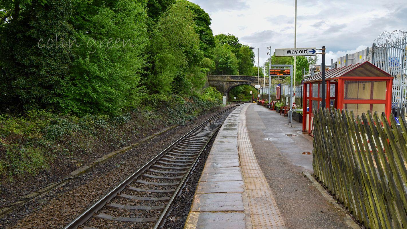 Denby Dale Station.