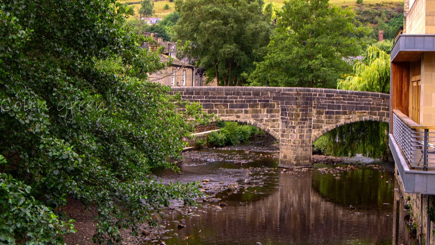 Hebden Old Bridge