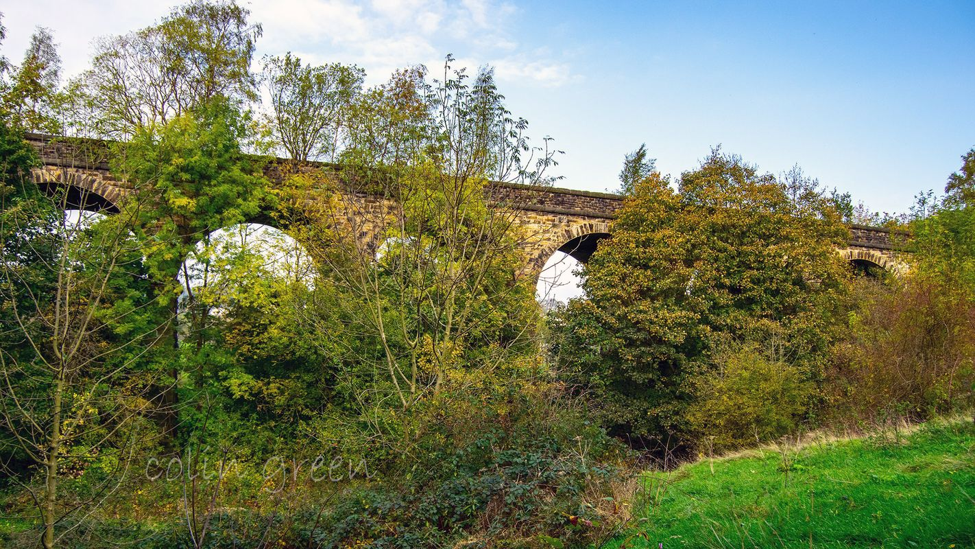 Rawroyds Viaduct, Stainland