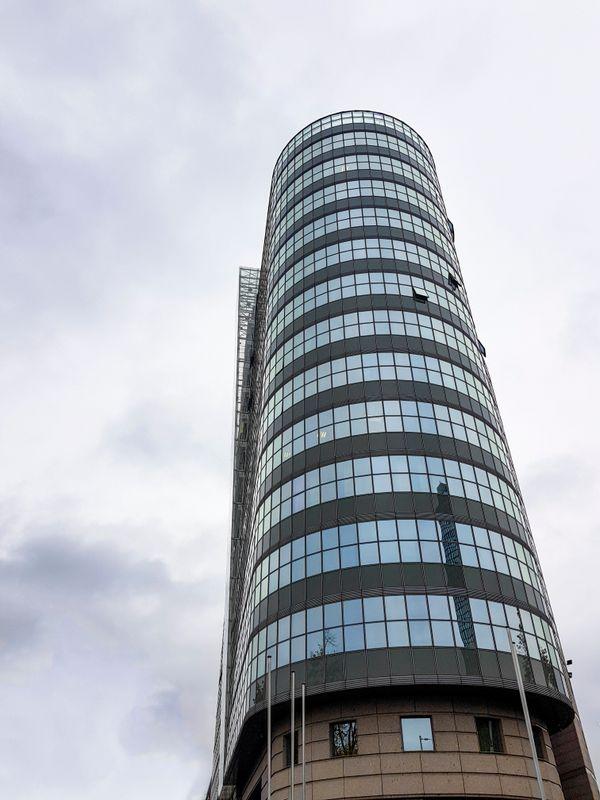 Hrvatski telekom Building, Zagreb, Croatia