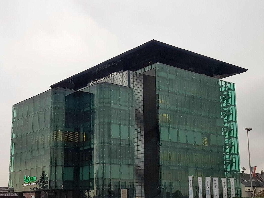 Agram Special Hospital Building