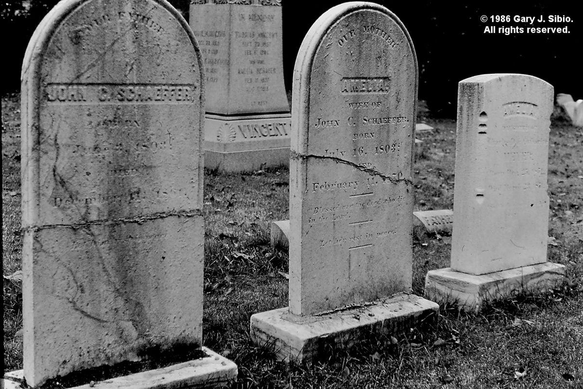 Three 19th Century Tombstones (1986-11-18 0018_02)