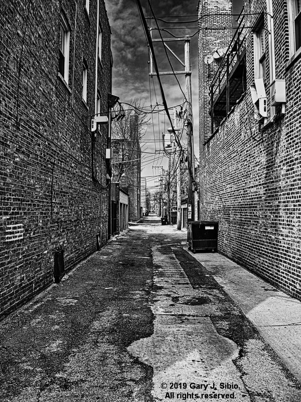 An Alley on the Southern Border of Rogers Park in Chicago, Illinois (2019-04-05 14-22-06_01)