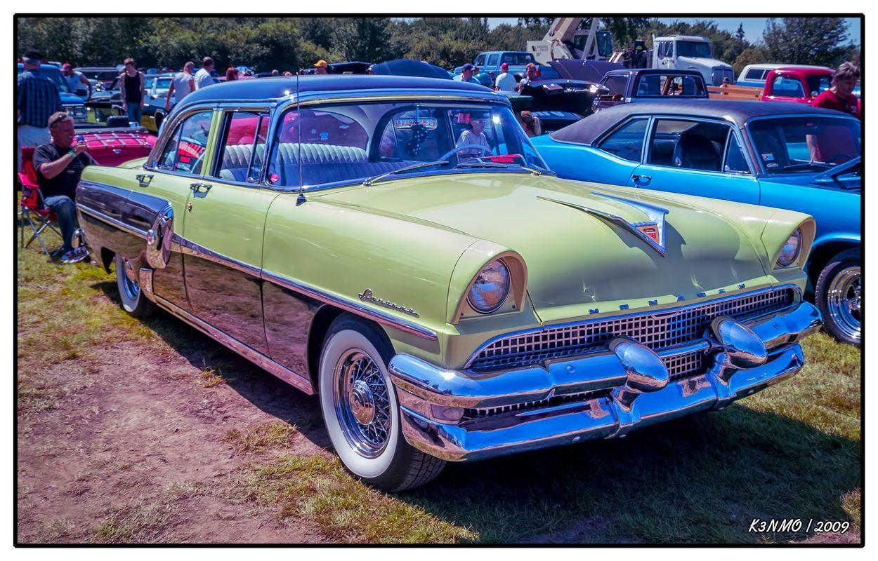 1956 Mercury Monarch Lucerne