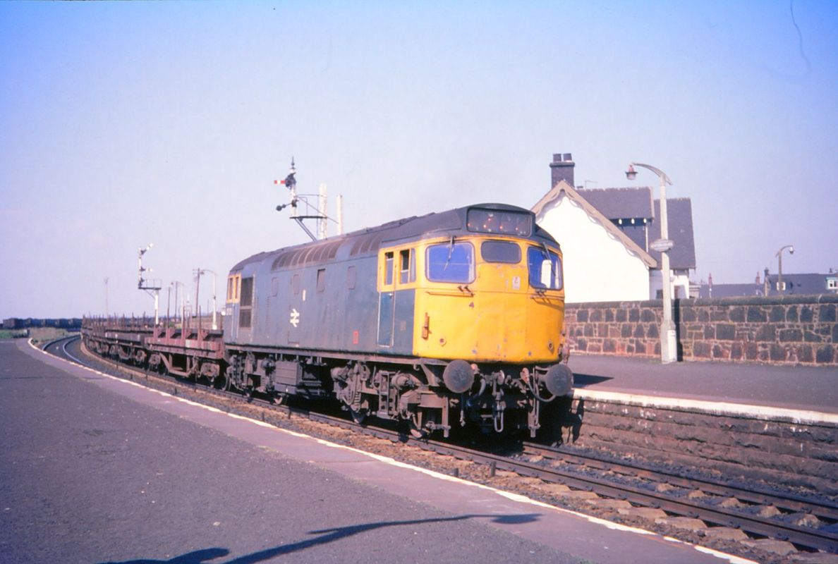 27028 @ Newton-on-Ayr 23apr76 - John Cook