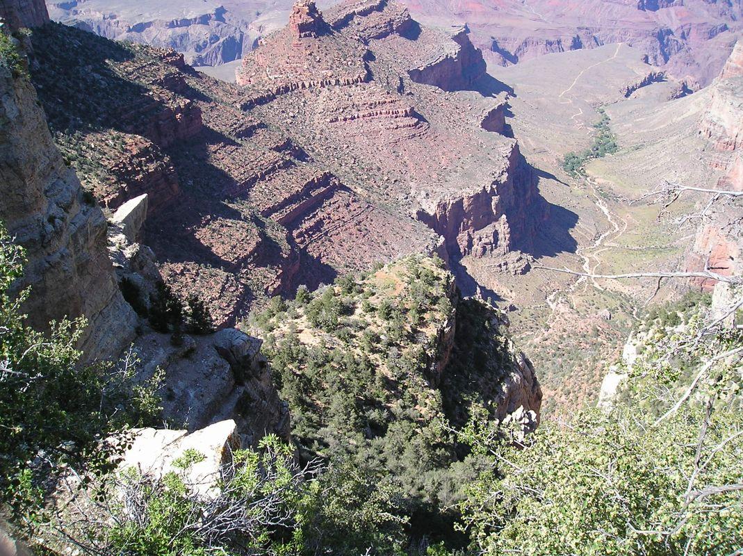 Canyon down