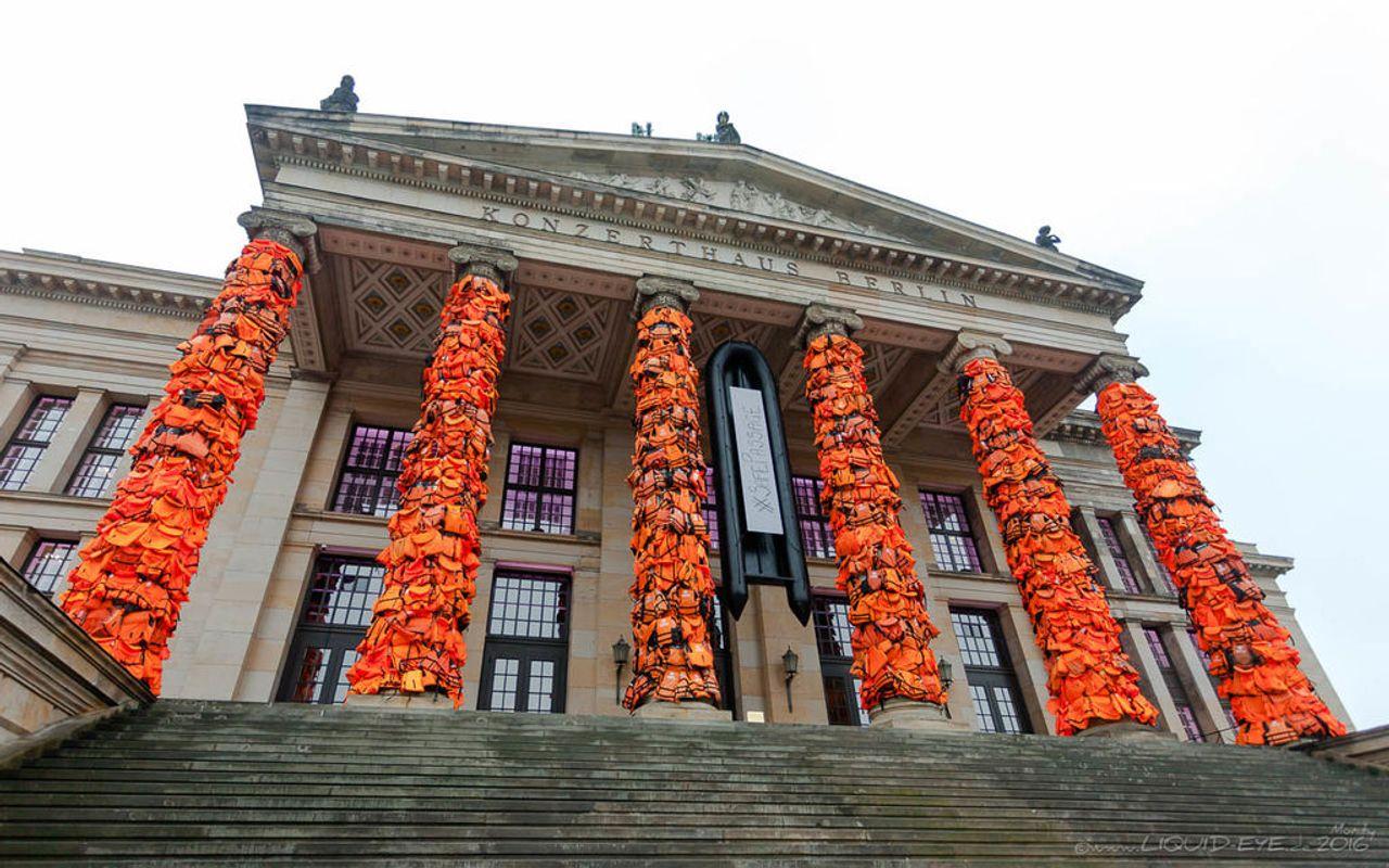Ai Weiwei - Safepassage - Berlin