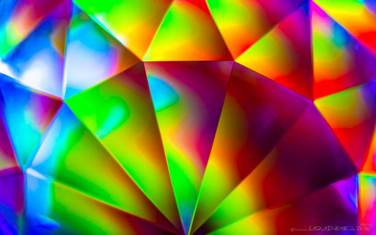 Pixel Prism Experiment I