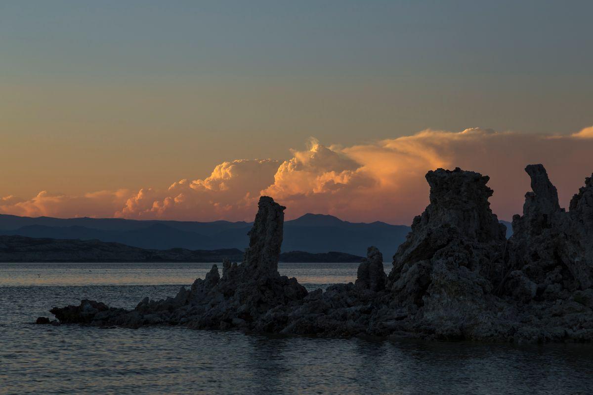 Mono Lake Sunset #1