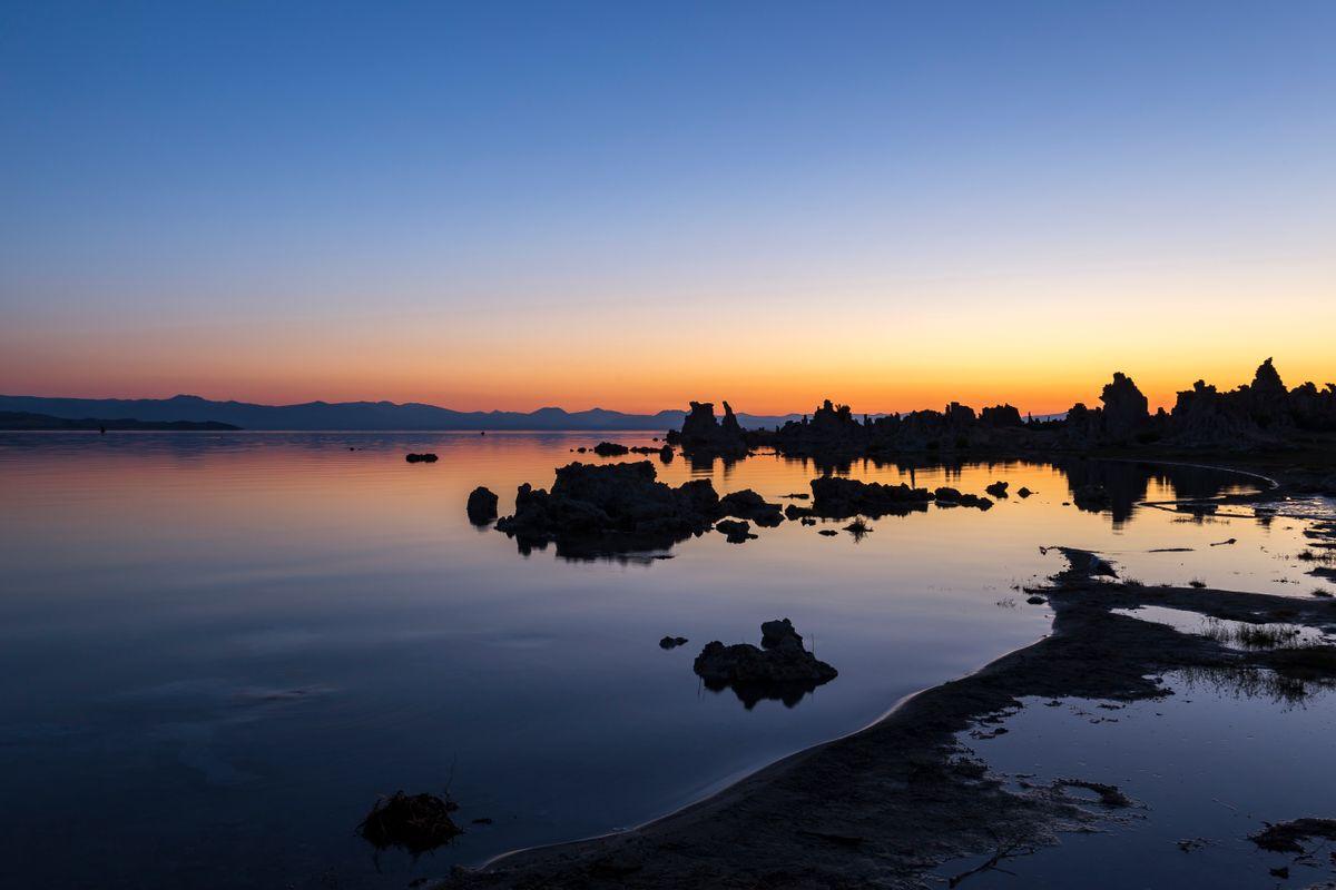 Mono Lake Sunrise #1
