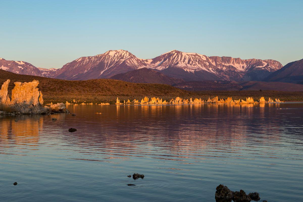 Mono Lake Sunrise #2