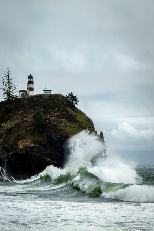Cape Disappointment- Washington #2