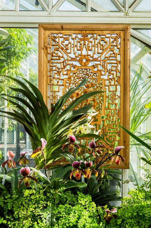 Conservatory- Volunteer Park - Seattle Washington