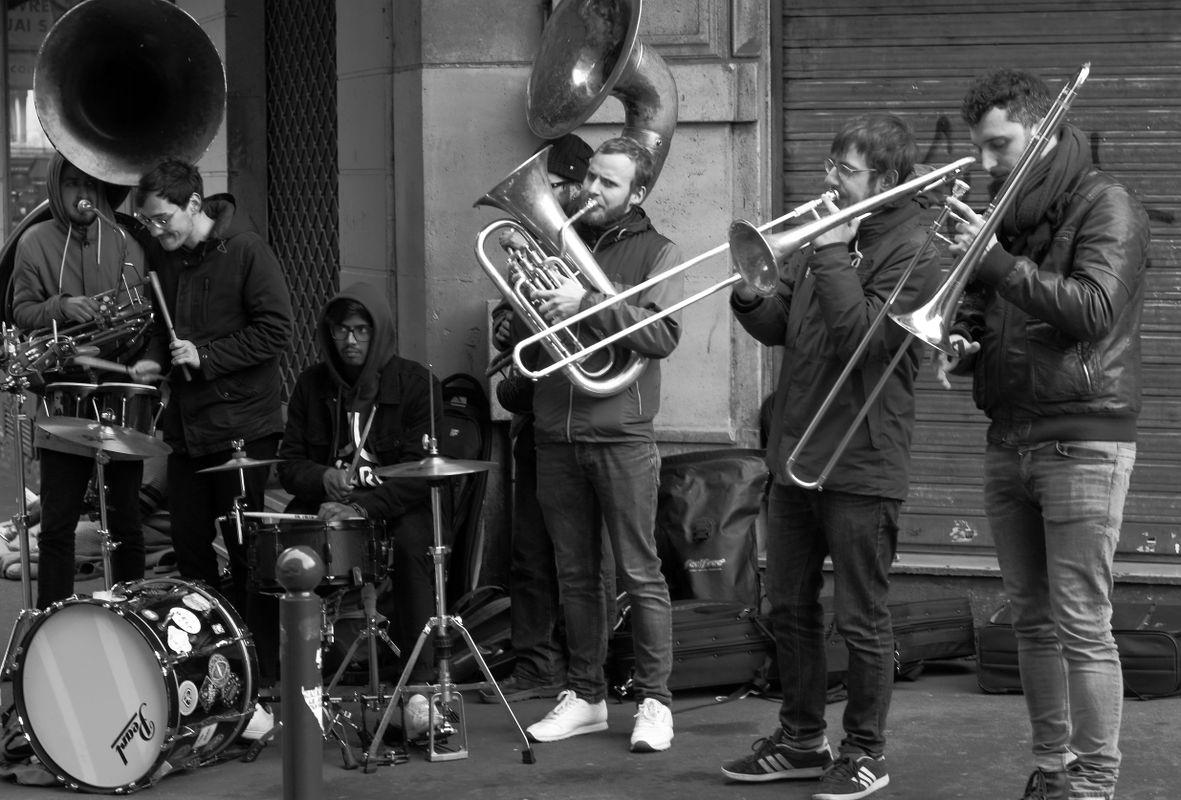 Little brass band
