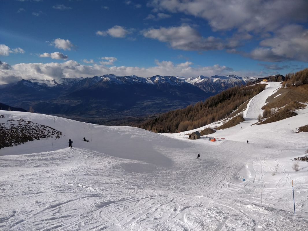 France ski trip
