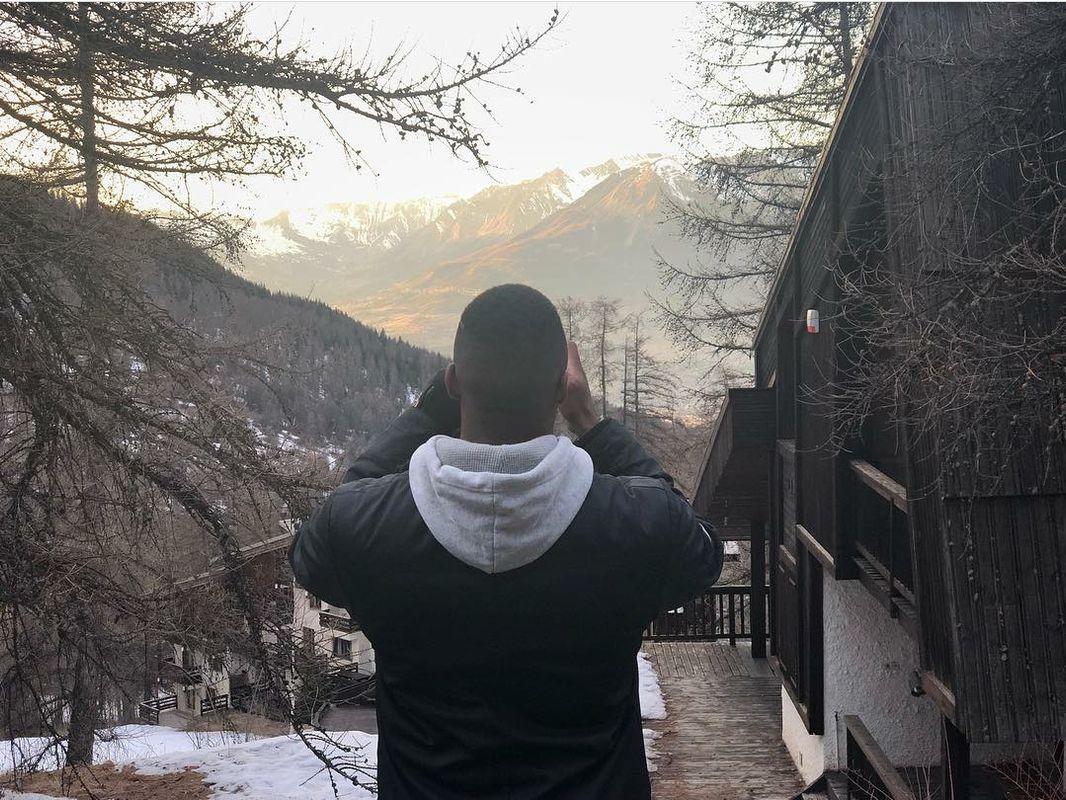 Fresh mountain