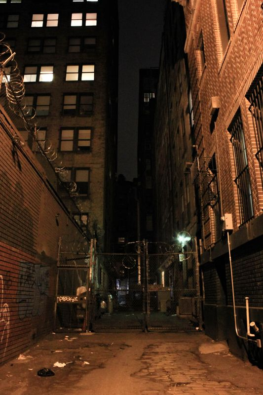 That alley