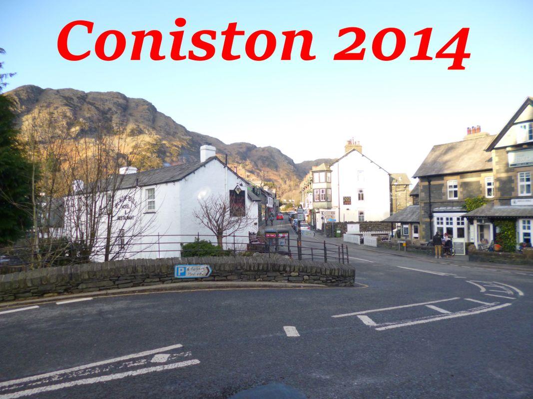 Coniston 2014