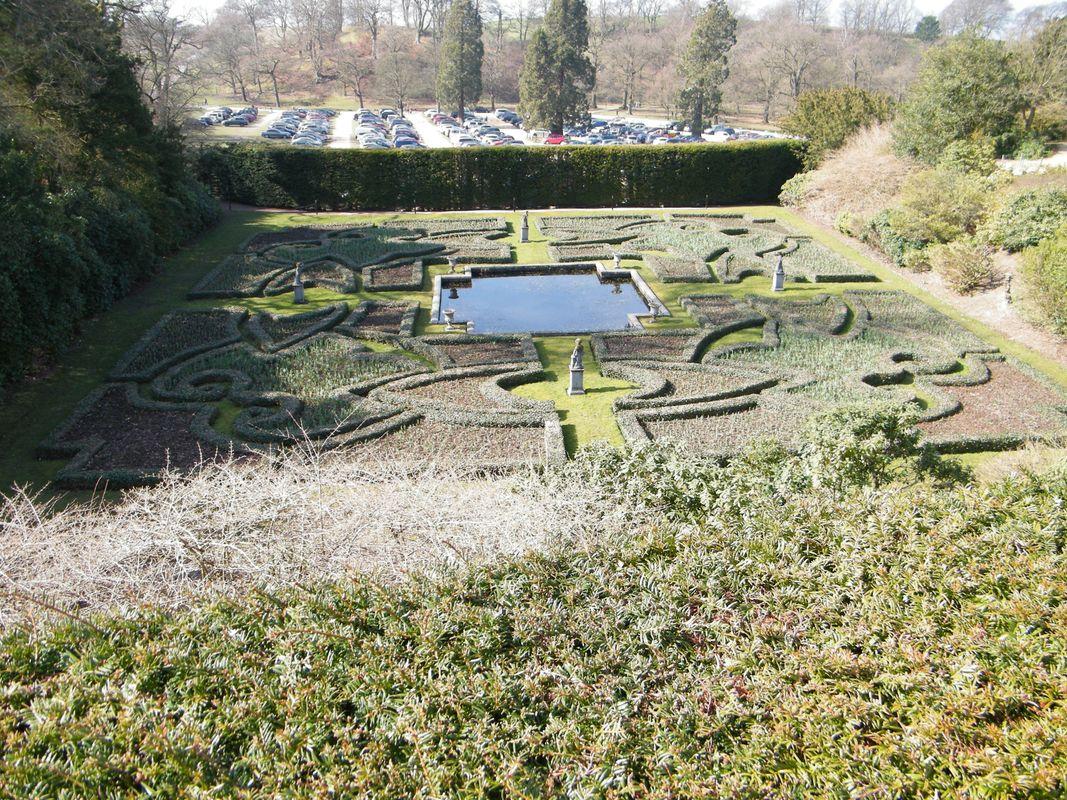 Lyme Park Gardens