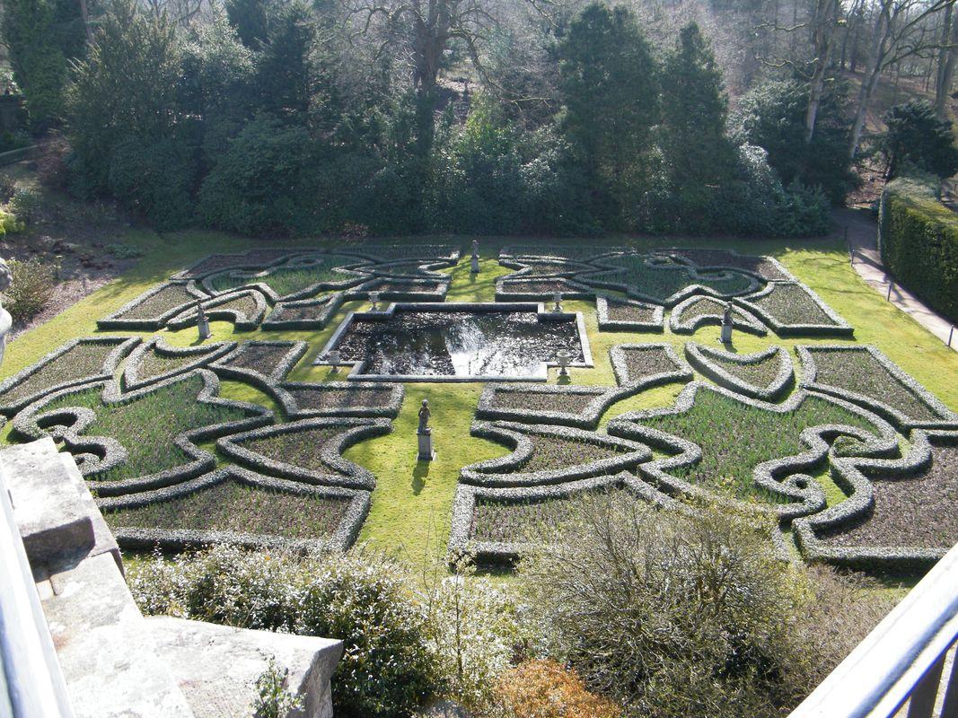 Lyme Park Gardens 2