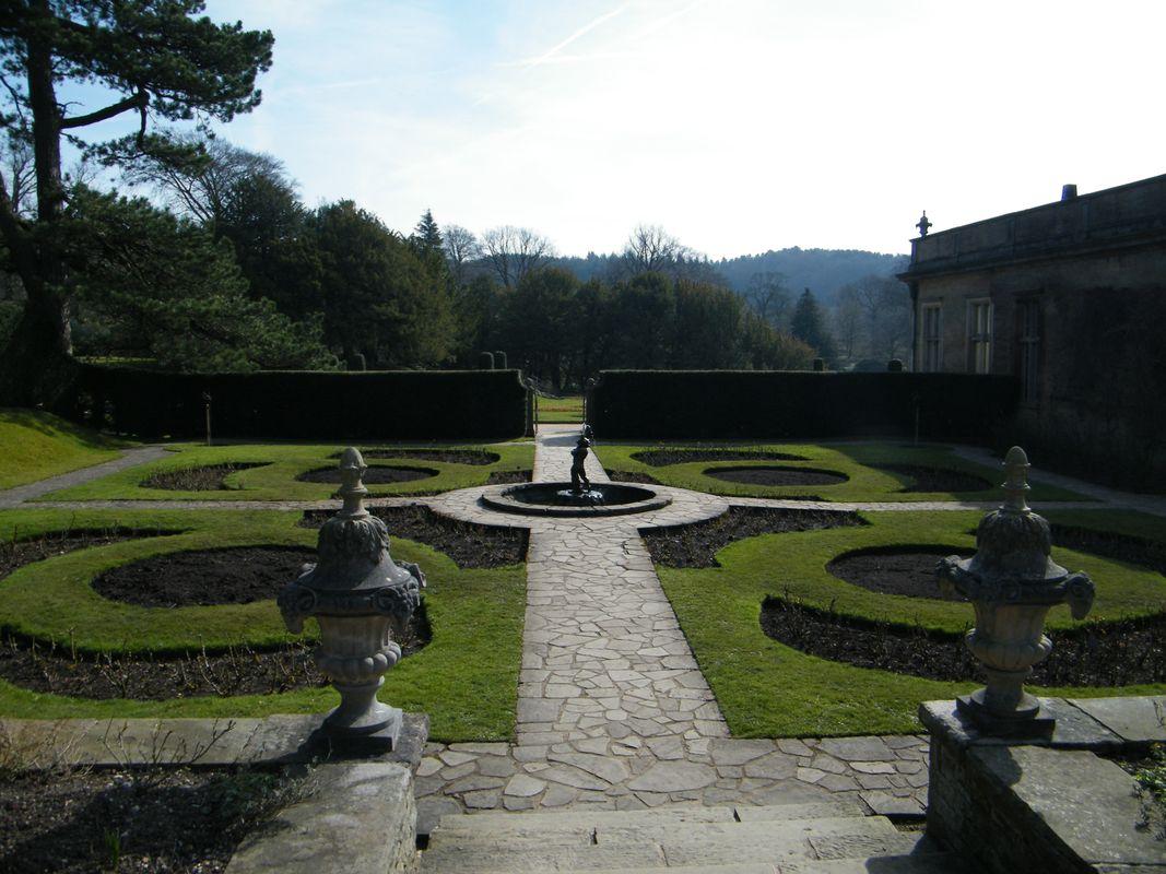 Lyme Park Gardens 3