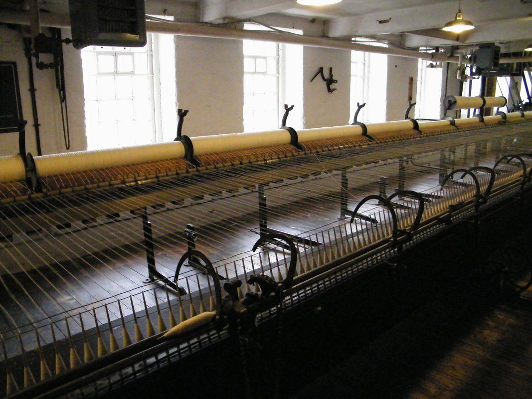 Quarry Bank Mill Loom