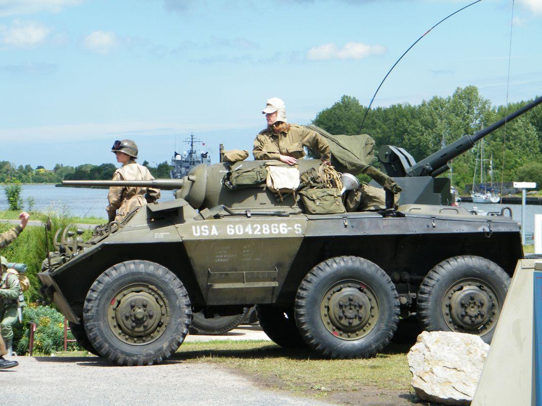 Armoured Gun
