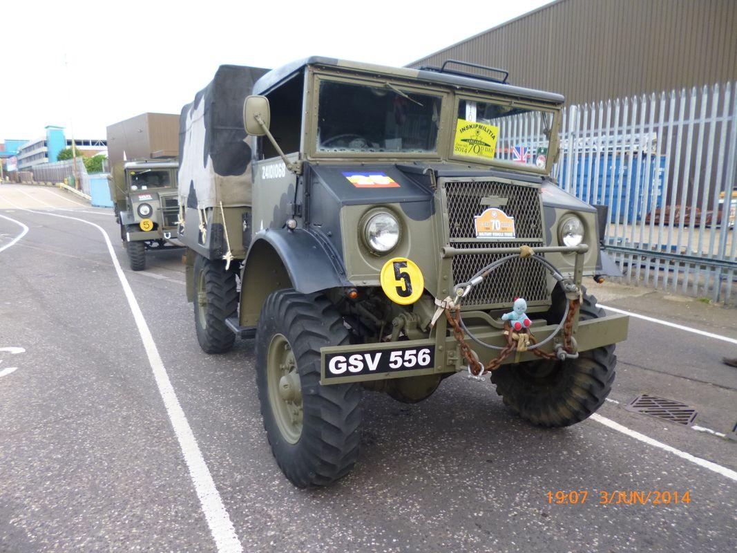 WW2 Truck