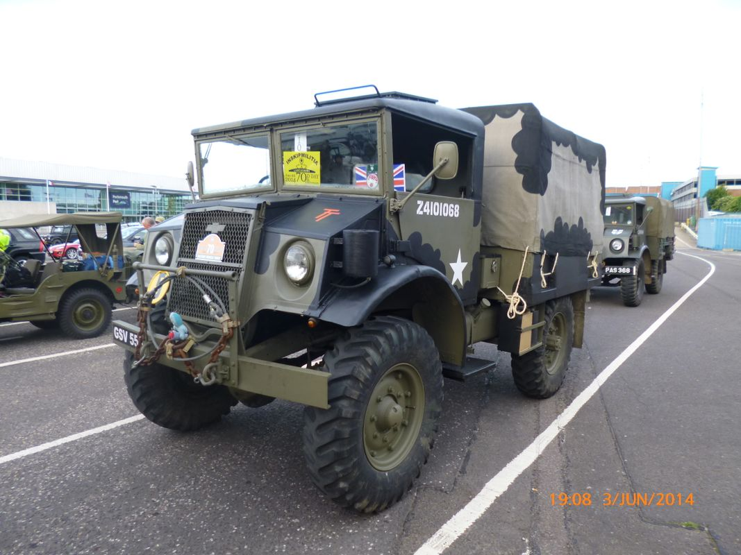 WW2 Truck 2
