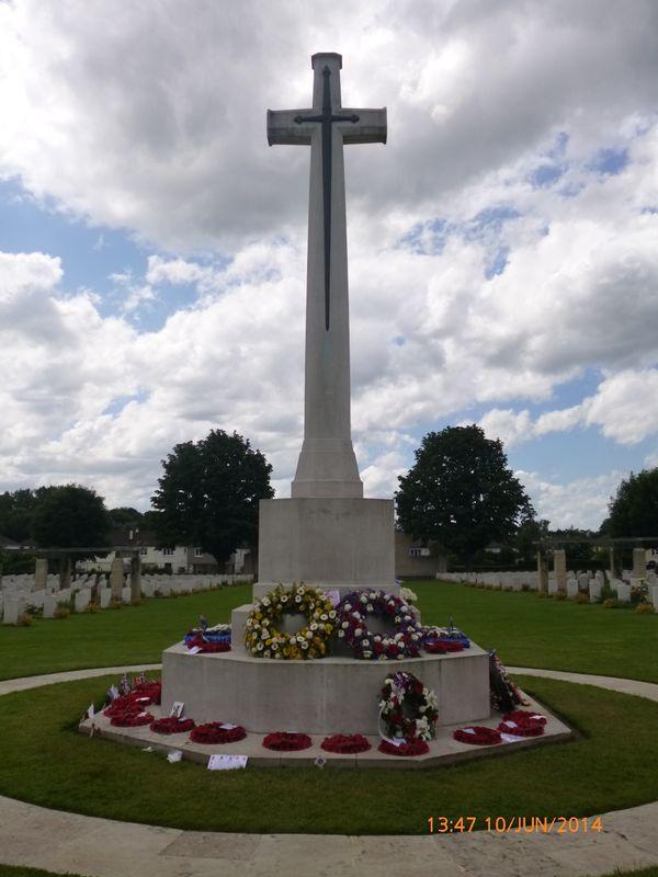 Ranville Cross
