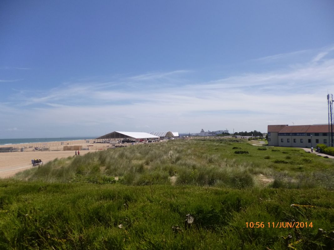 Ouistreham beach 2